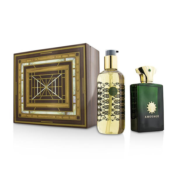Amouage Epic Man Eau de Parfum & Shower Gel 701666128250