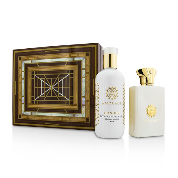 Amouage Gold Man Eau de Parfum & Shower Gel 701666129080