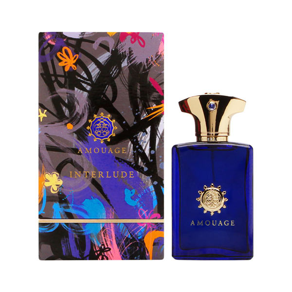 Amouage Interlude Man Eau de Parfum 701666315926