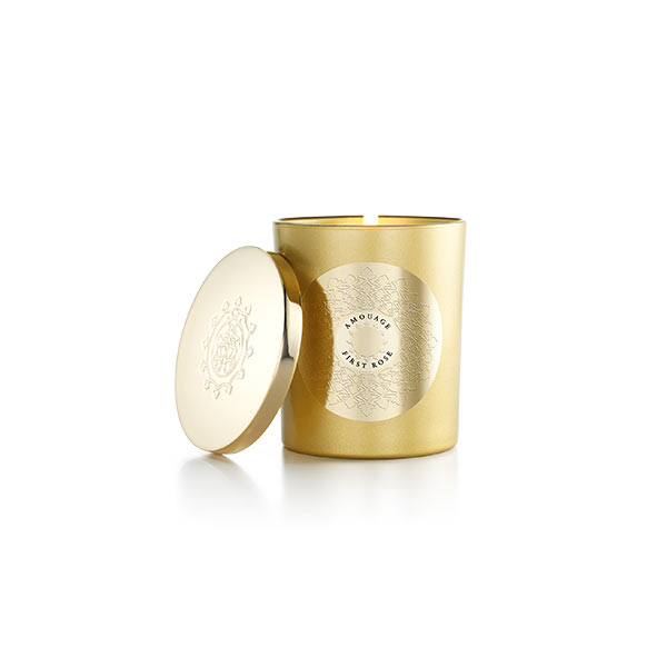 Amouage First Rose Candle 701666510017