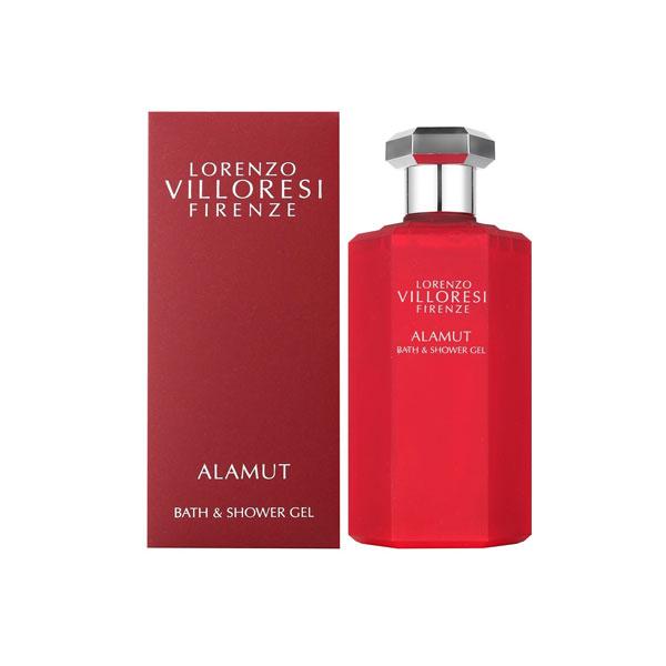 Lorenzo Villoresi Alamut Shower Gel 8028544101832